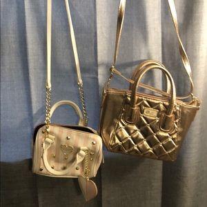 Set of Betsy Johnson mini purses